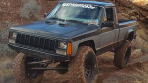 Jeep Comanche The manche
