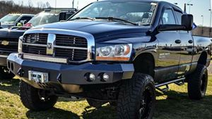 Dodge Ram Blacktopmistress