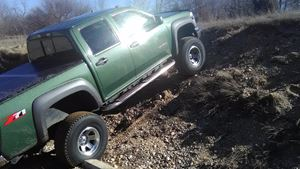 Chevrolet Colorado Big green giant