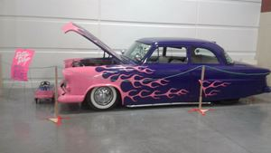 Ford 1952 Ford Betty Boop
