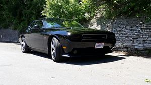 Dodge Challenger SRT8 SABBATH