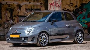 Abarth 500 Pocket Rocket