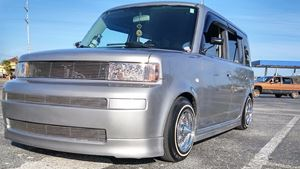Scion XB Silver DreamZ