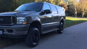 Ford Excursion Big beauty