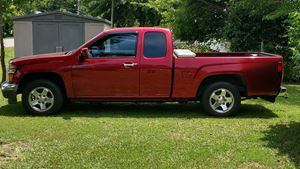 GMC Canyon Red