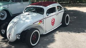 Volkswagen Beetle Two weeks