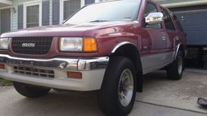 Isuzu Rodeo Little Red