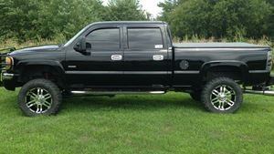 GMC Sierra Big Truck