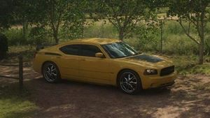 Dodge Charger Rumble Wasp