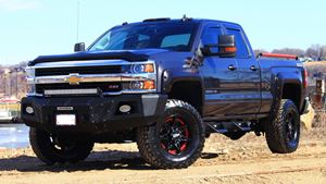 Chevrolet Silverado Black Fury