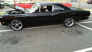 Plymouth Road Runner Black Beauty
