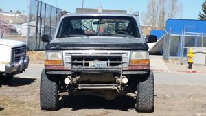 Ford F-Series Junk yard