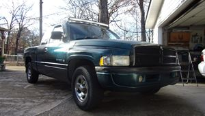 Dodge Ram The Green Monster