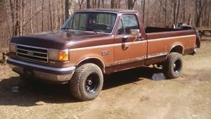 Ford F-Series tick a lick