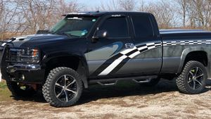 GMC Sierra Earnhardt Tribute Truck