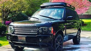 Land Rover Range Rover The Westminster