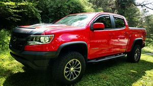 Chevrolet Colorado Tows bad