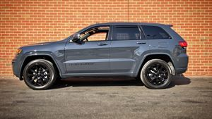 Jeep Grand Cherokee Stannis Baratheon