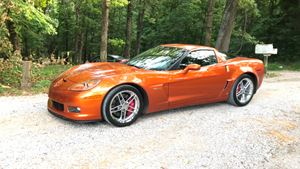 Chevrolet Corvette Z06 Ginger