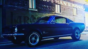 Ford Mustang Lucille