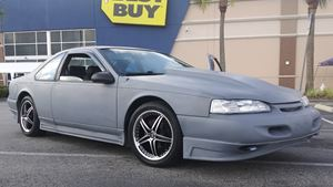 Ford Thunderbird Grey Ghost