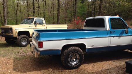 Chevrolet C/K Ole Blue
