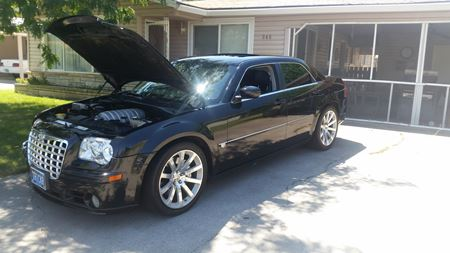 Chrysler 300 SRT8 Family Wagon