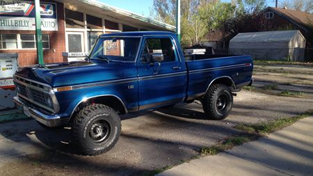 Ford F-Series Ol Blue