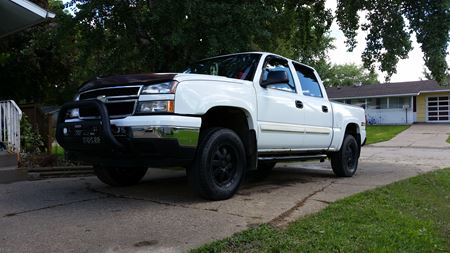 Chevrolet Silverado Storm Trooper