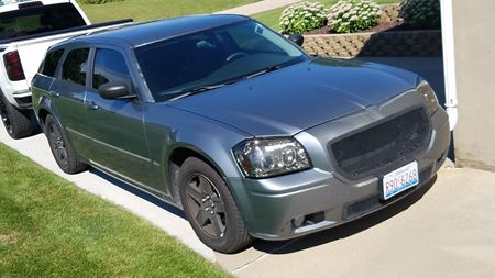 Dodge Magnum Dark Night