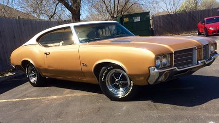 Oldsmobile Cutlass The Beater