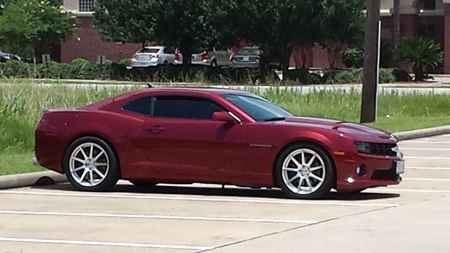 Chevrolet Camaro Ruby