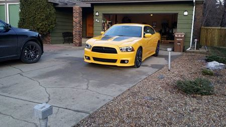 Dodge Charger SRT8 Unleash The Bee