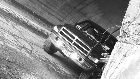 Dodge Ram Project Faded