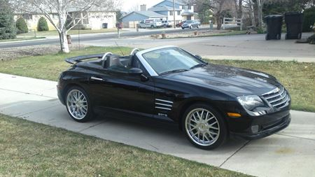 Chrysler Crossfire Yowza