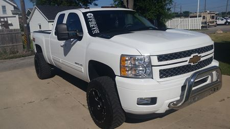 Chevrolet Silverado Great White