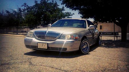 Lincoln Town Car El Mafioso