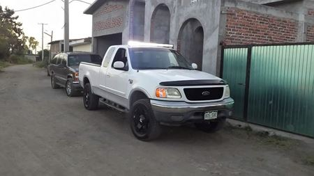 Ford F-Series My baby