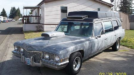 Cadillac Series 70 voo doo limo