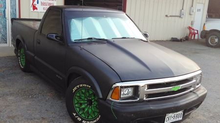 Chevrolet S-10 Acid Rayne