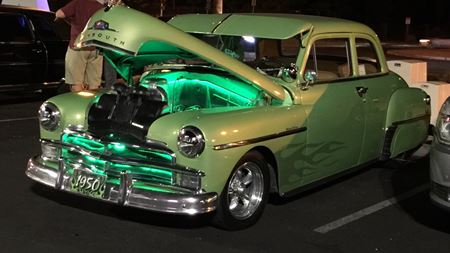 Plymouth Deluxe Green Machine