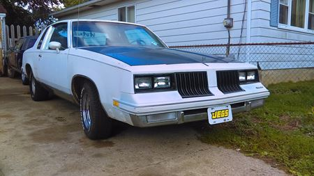 Oldsmobile Cutlass Supreme FLINT HOOKER