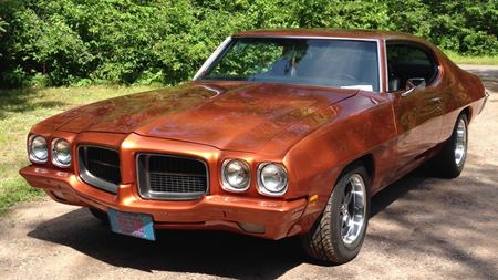 Pontiac LeMans Sports