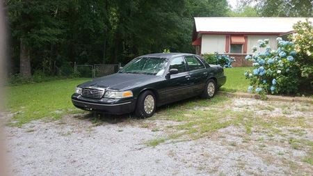 Ford Crown Victoria Vicious Vic