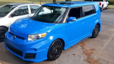 Scion XB Tha Juice Box
