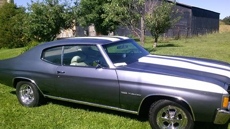Chevrolet Chevelle LayLa