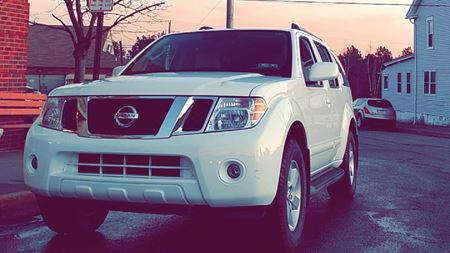 Nissan Pathfinder The Judge