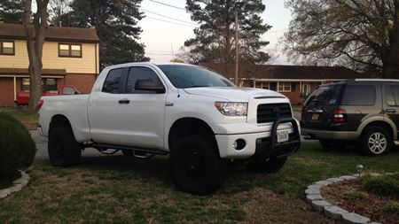 Toyota Tundra The Pearl