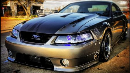 Ford Mustang SKYSTANG Turbocharged V6