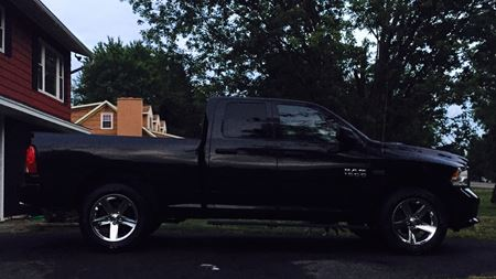 Ram Truck 1500 Betty